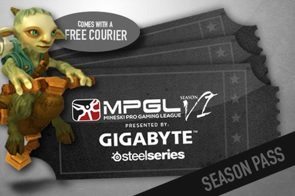 MPGL Season 6 Southeast Asia Qualifier
