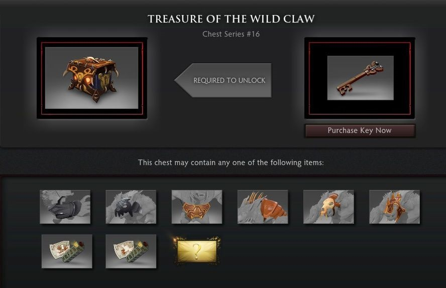 Treasure of the Wild Claw скриншот #1