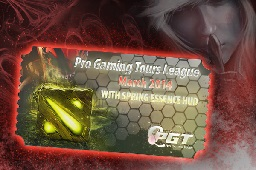Мартовская Pro Gaming Tours League