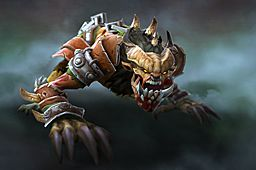 Ravenous Fiend Loading Screen