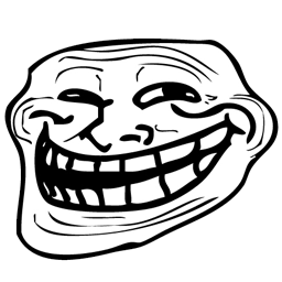 Troll Face screenshot