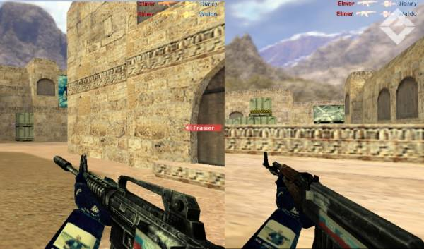 Counter-Strike 1.6 KOT3 v2.0 screen #4