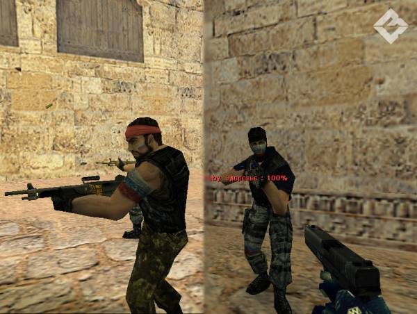 Counter-Strike 1.6 KOT3 v2.0 screen #3