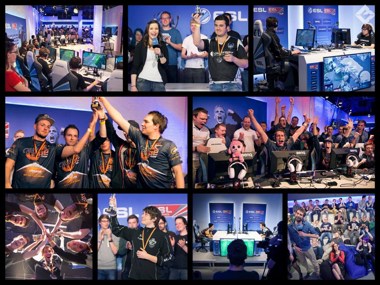 Planetkey Dynamics чемпионы Германии по CS:GO