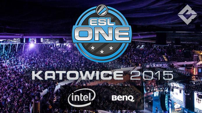Результаты ESL One Katowice 2015: Fnatic чемпионы!