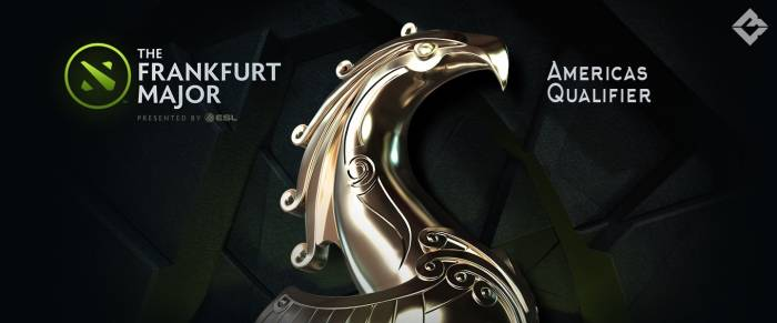Результаты Американских квалификаций The Frankfurt Major 2015