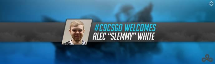 Slemmy новый лидер команды Cloud9