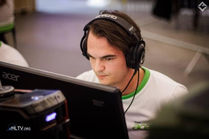 wenton заменит olofmeister в команде Fnatic