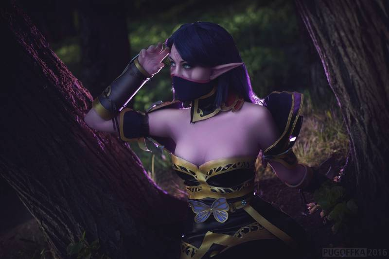 Templar Assassin #11 by Pugoffka 1280x853