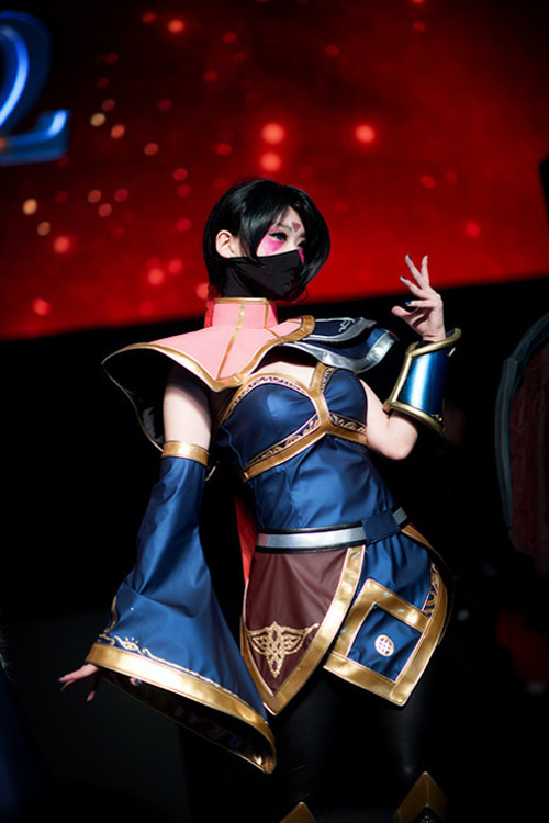 Templar Assassin 500x750