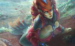Naga Siren Good Art
