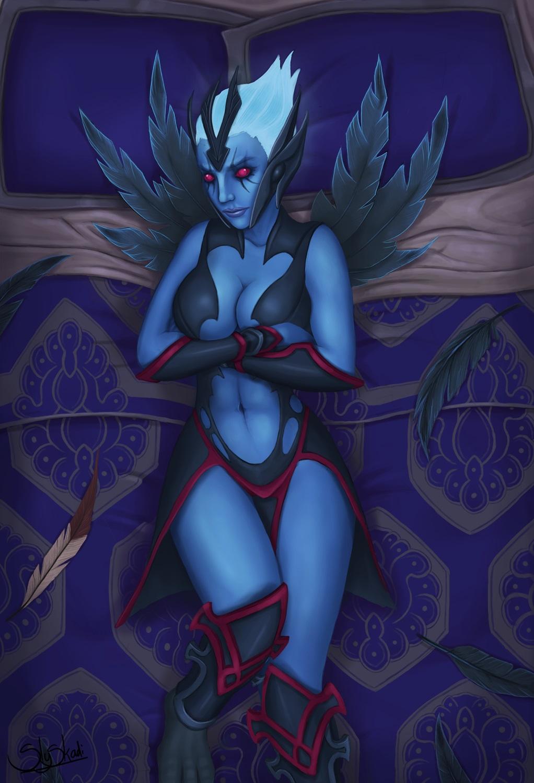 Dota2 sex art sexy picture