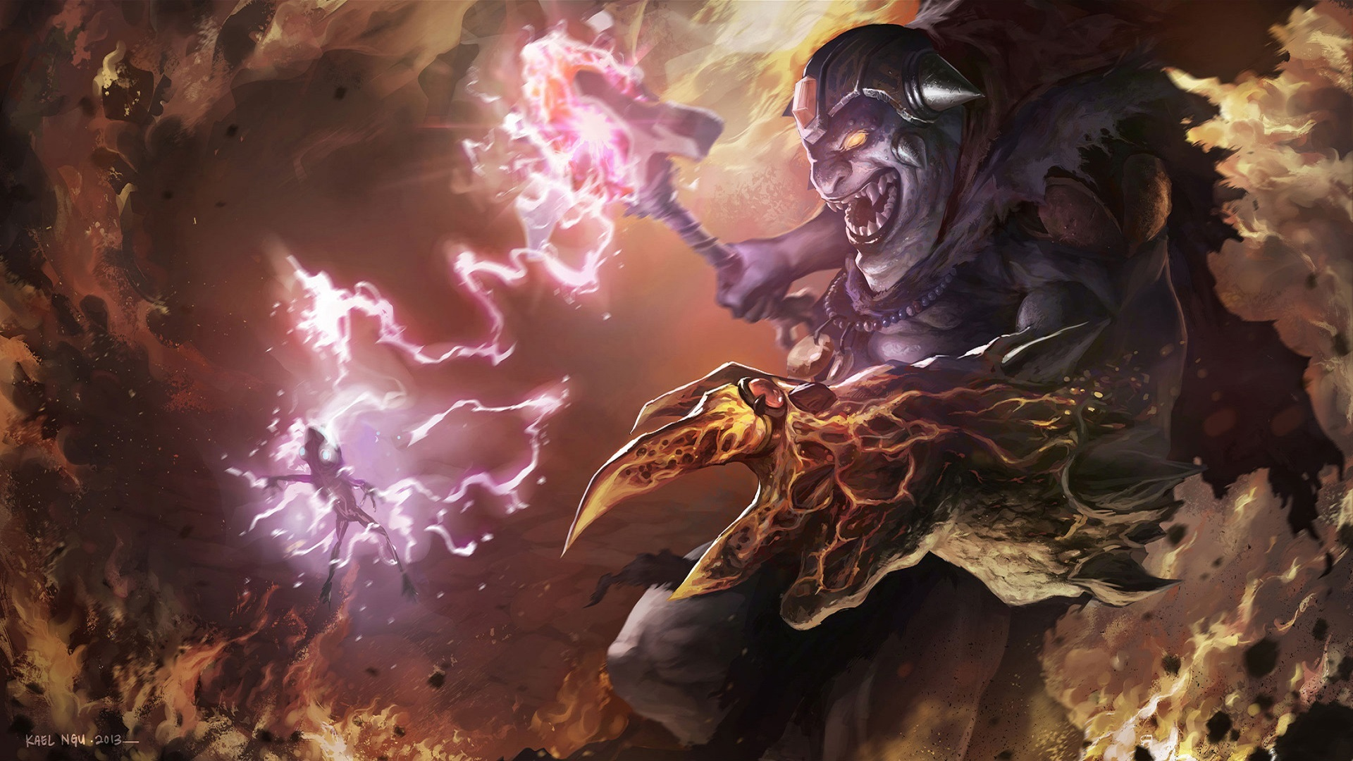 Lion Build Guide DOTA 2: Hell To Pay - A Guide To Lion (7 12)