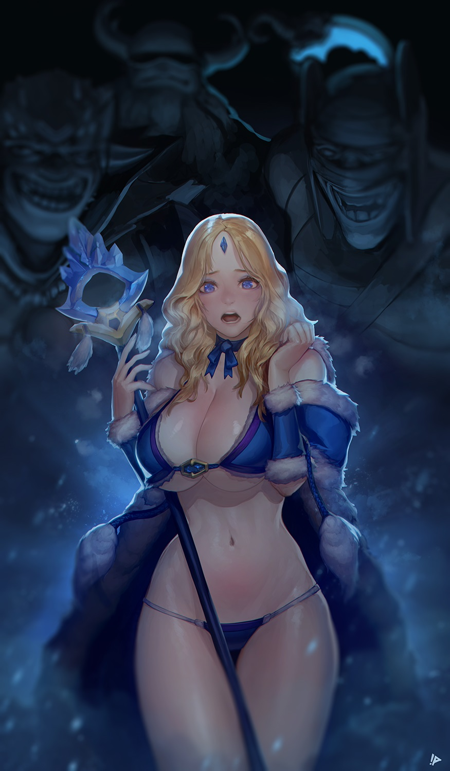 Crystal maiden topless mod xxx video